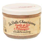 Confit de foie de volaille à l'Armagnac
