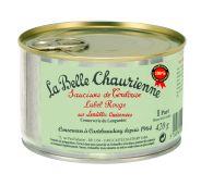 Saucisses de Toulouse Label Rouge aux Lentilles vertes du Berry