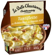 Tartiflette with